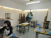 art CLASS- Drawing and Painting & Watercolour Courses