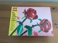 Lego Roses 40460 Brand New & Sealed,Gift for 'just because', apology, love