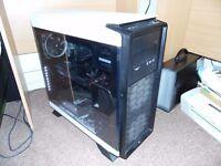 Custom build Gaming PC 32GB DDR3 RAM, 120GB SSD, ASUS Strix RX 480 8GB GPU, FX 8350 4Ghz CPU 8 core