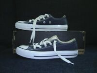 Womens All Star Navy Ox Converse. Size 3. Worn briefly once.
