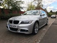 2012 BMW 318d (E91) M Sport Touring - immaculate