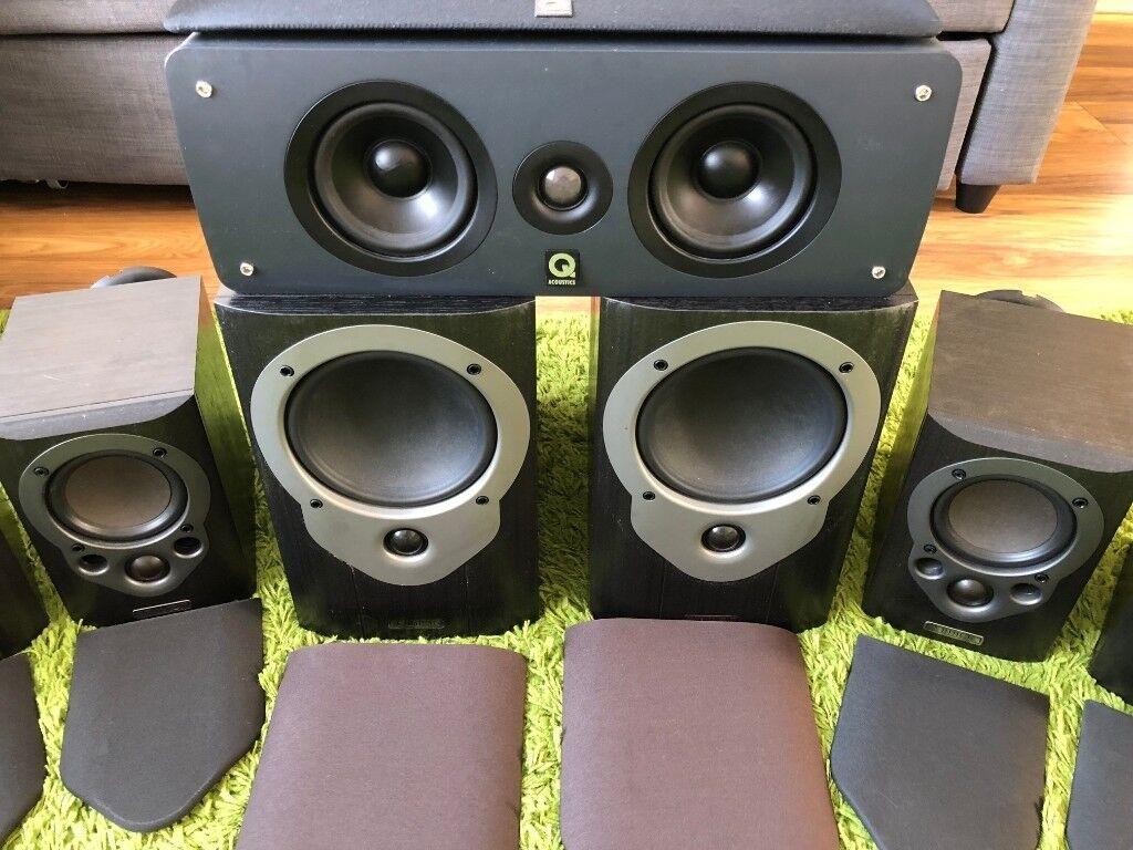 Speakers Mission M32i M30 Bookshelf For Sale