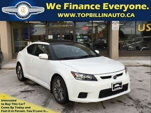2012 Scion tC Automatic, Sunroof, 90 Kms