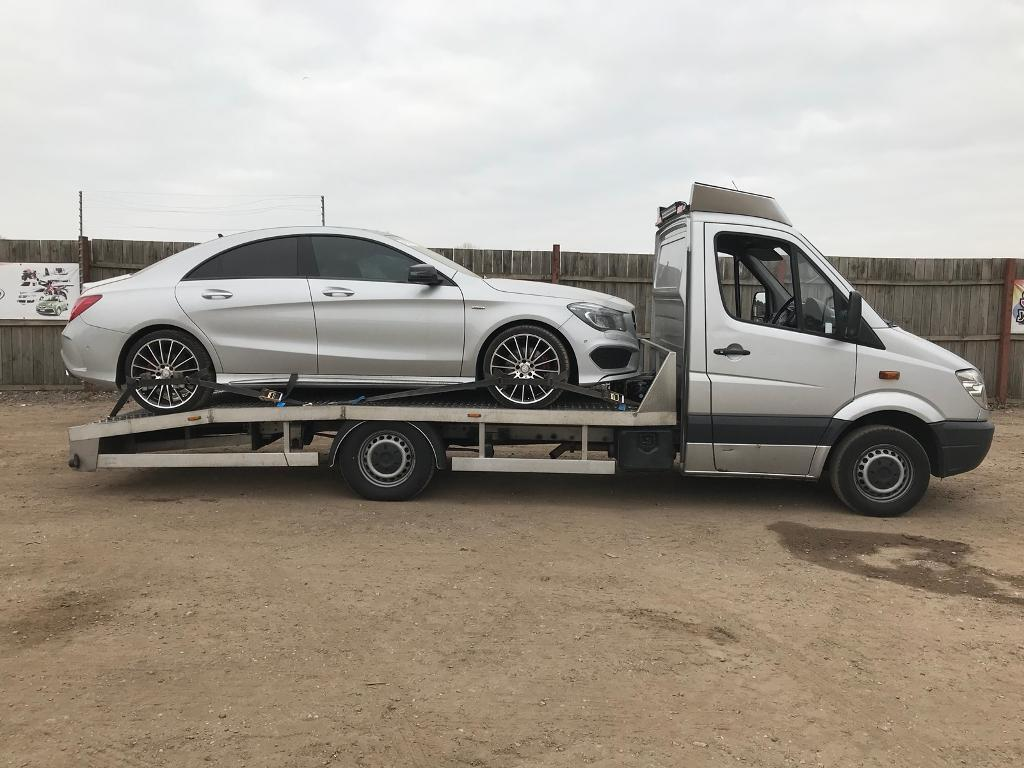 Breakdown Recovery & Transport Service