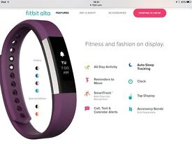 FITBIT ALTA FITNESS BAND