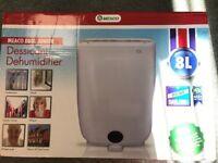 Meaco DD8L Junior Dehumudifier - Brand New Unopened