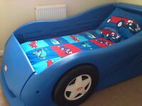 Little Tikes Race Car Bed (Full Single)