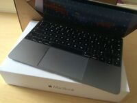 Apple Macbook 12' Space Grey, 1.2GHZ, 512GB, French Keyboard