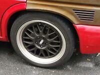 BBS LM Reps wheels