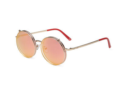 Sunglasses Italia Independent DY002 DISNEY METAL gold red gradient 120.053