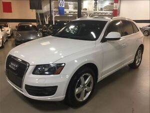 2012 Audi Q5 2.0L NAVI BACKUP LANE ASSIST