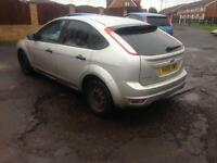 2008 08reg Ford Focus 1.4 Petrol Silver Face Lift 5 Door Cheapest Around