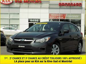 2013 Subaru Impreza 2.0i Bluetooth Commade Vocale