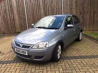 Vauxhall Corsa 1.3 CDTi 16v Breeze 5dr (a/c)(05)2005 (£30 year tax)