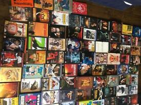DVDs. Excellent Films available.
