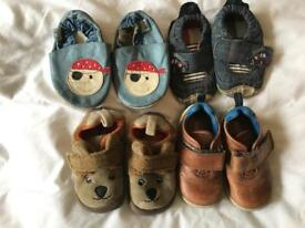 Size 3 toddler shoes/ slippers
