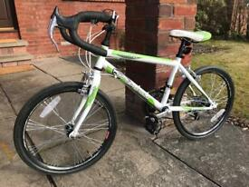 British Eagle Kids Sportive 20 Road Bike 7-9yrs - Excellent condition