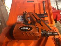 Spares Or Repairs High Quality Goods Master Nailer 500el Pro Learned Tacwise