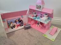 ELC Rosebud School Dolls House