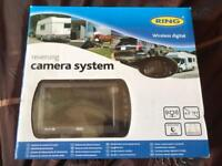 NEW wireless camera system perfect camper or van