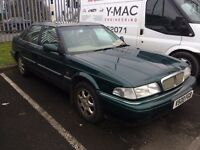 Classic car Rover 820 SI AUTO automatic,last owner from 2003