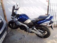 Suzuki GSR600, 2008, Very Low Mileage, Excellent Condition