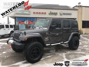 2014 Jeep WRANGLER UNLIMITED WOW**LIFTED**BIG WHEELS