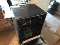 !!! Reduced!!! Smeg Fully Integrated Dishwasher