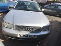 Audi A4 1.8 auto low mileage . one onwer