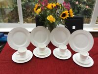 Tableware 4 place setting