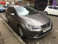Seat Leon 1.6 TDI technology pack full service history!! Very low Milage hpi clear!!