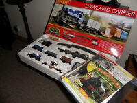 """HORNBY """"Lowland Carrier"""" Electric Train Set"""