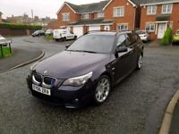 2006 bmw 535d msport twin turbo estate touring extensive service history
