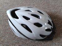 Via Velo White Cycle Helmet