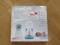 Never Used Angel Care Movement and Sound Baby Monitor