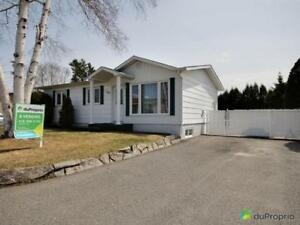187 500$ - Bungalow à vendre à Chicoutimi (Chicoutimi-Nord)