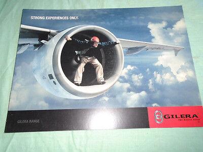 Gilera range brochure Jan 2005