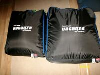 OUTWELL VACANZA DELUXE SLEEPING BAG/PODS- NEW UNUSED
