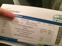 Drake seating tickets 23rd march