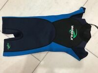 Children's Shorty Wet Suit Aged 5 -6 - New