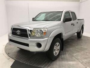 2011 Toyota Tacoma * V6 * SR5 * 4X4 * CREW CAB *