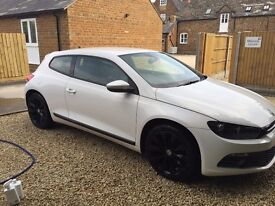 BEAUTIFUL VW SCIROCCO - FULL SERVICE HISTORY - MOT UNTIL 09/17