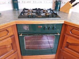 Stoves electric oven & gas hob