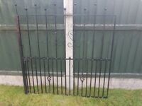 Decorative Metal Gates and Fence Panels