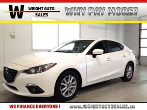 2014 Mazda MAZDA3 GS| SUNROOF| BLUETOOTH| HEATED SEATS| 53,415KM