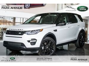 2016 Land Rover Discovery Sport SE  Black Pack *certifié*
