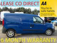 Fiat, DOBLO, Panel Van, 2017, Manual, 1248 (cc)