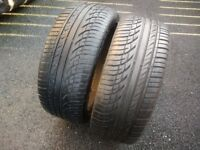 "205/40/17"" Part Worn Tyres 5.5mm £25 For Alloys"