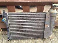 Peugeot 106 radiator Saxo