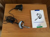 Nokia Wireless Boom Headset HS-4W